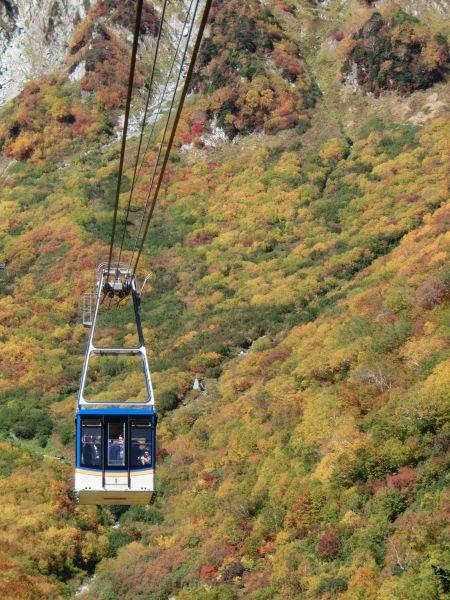 Tateyama Kurobe Alpine Route Ropeway