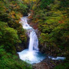 Nanatsugama-Godan-no-Taki nishizawa valley