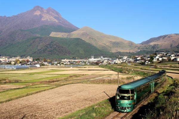 Yufuin-no-mori to yufuin and Beppu in Kyushu