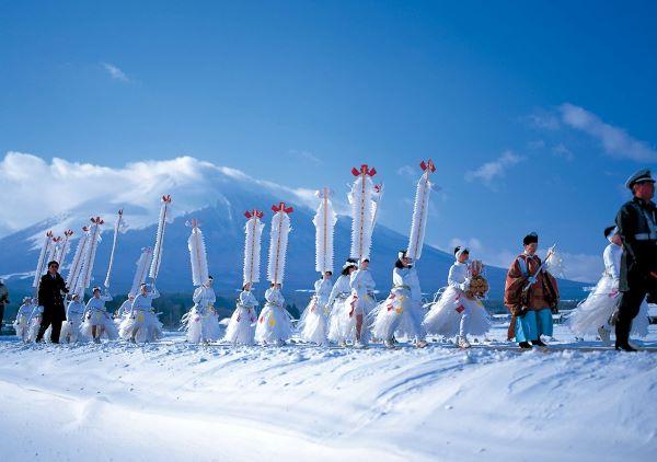 Festivals At Hachimantai