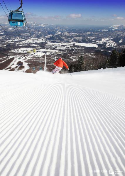 Appi-Kogen-Ski-Resort-Iwate-Japan