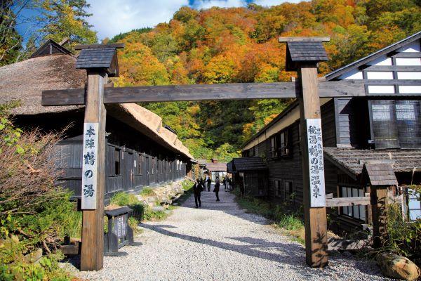 Tsuru-no-yu Nyuton Onsen