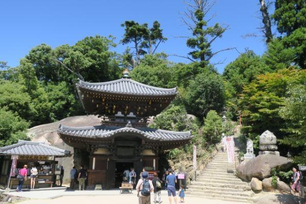 Reikado Hall Miyajima Japan