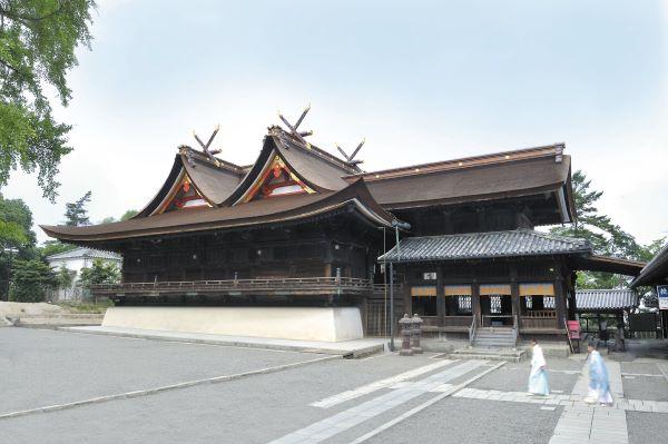 Kibitsu Shrine Okayama Japan