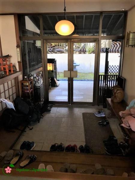 Mikuniya Entrance Miyajima Japan