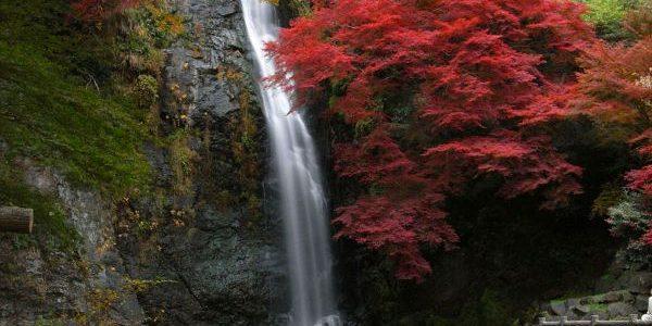 Minoo-Falls-Autumn-Minoh-Park-Osaka