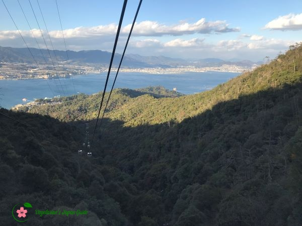 Miyajima-Ropeway-Hiroshima-Japan