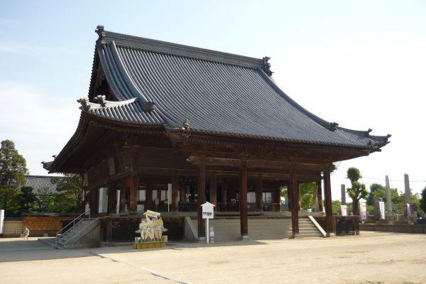 Saidaiji Temple Okayama Japan