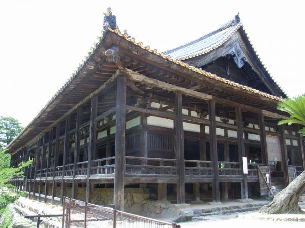 Senjokaku Pavilion Miyajima Japan