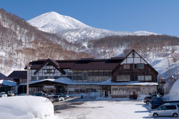 Sukayu Onsen Aomori Japan Winter