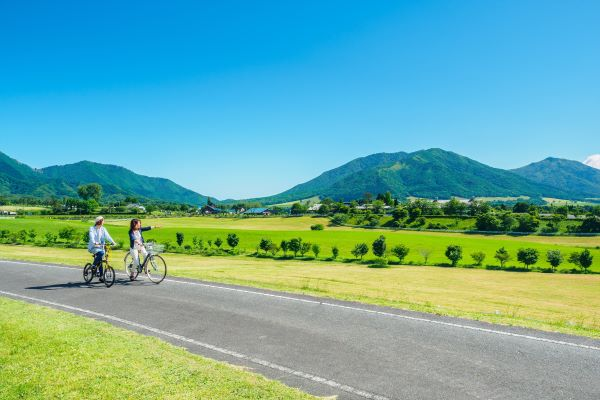 Hiruzen-Kogen-Cycling-Road-Maniwa-Okayama-Japan