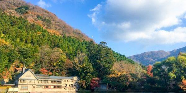 Yufuin-Lake-Kinrinko-Autumn