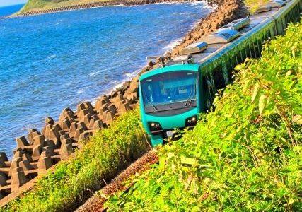 Resort-Shirakami-Buna-Joyful-Train-Japan