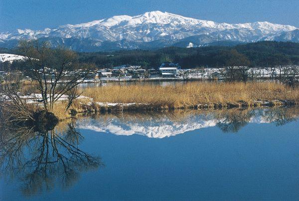 Lake-Kiba-Komatsu-Ishikawa-Japan