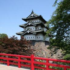 Hirosaki-Castle-Aomori-Japan
